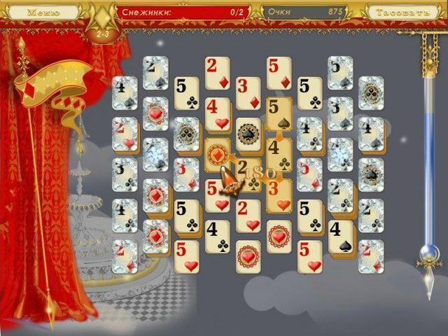 5 карточных королевств - Screenshot 1/7